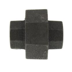 """1/8"""" Extra Heavy Black Union Product Image"""
