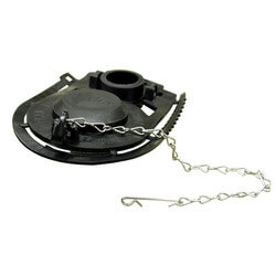 3-Way Flapper w/ Stainless Chain (box of 10)