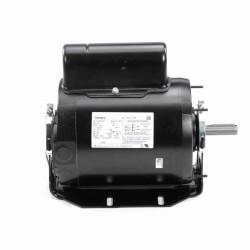 "6-1/2"" Cap. Start Resilient Base Motor (115/230V, 1075 RPM, 3/4 HP) Product Image"