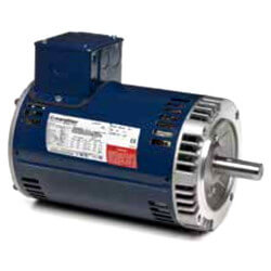 Fan & Blower Mtr - 2 HP, 1725 RPM, 1 PH, Selective CCW (115/208-230V) Product Image