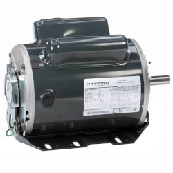 Fan & Blower Motor -<br>3/4 HP, 1800 RPM, 1 PH, CCW (115/208-230V) Product Image