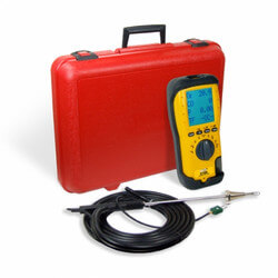 C155, EAGLE 2X Long Life Combustion Analyzer Product Image