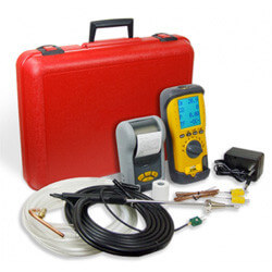 C155KIT, EAGLE 2X Long Life Combustion Analyzer Kit Product Image