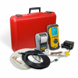 C157KIT, EAGLE 3X Long Life Combustion Analyzer Kit with NOx Product Image