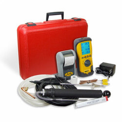 EAGLE 3X Long Life Combustion Analyzer Kit with NOx and SPT1 Product Image