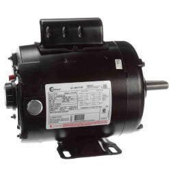 56 TENV Rigid Base Farm Duty Motor (115/230V, 1725 RPM, 1/3 HP) Product Image