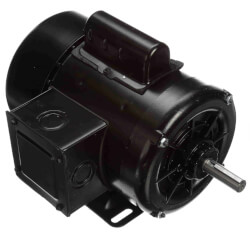 56 TEFC Rigid Base Farm Duty Motor (115/230V, 1725 RPM, 1/2 HP) Product Image