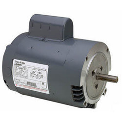 Capacitor Start Dripproof No Base Motor, 3/4 HP, 1725 RPM (208-230/115V) Product Image