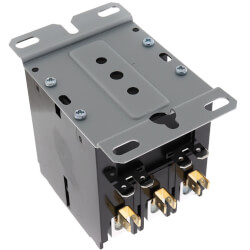 3 Pole Contactor<br>(120V, 30 Amp) Product Image