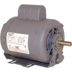 "6-1/2"" Cap. Start Resilient Base Motor (115/208-230V, 1725 RPM, 1/3 HP) Product Image"