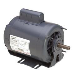 "6-1/2"" Cap. Start Resilient Motor (208-230/115V, 1725 RPM, 3/4 HP) Product Image"