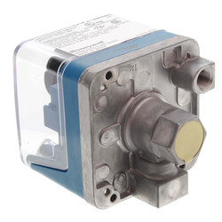 "3"" to 21"" W.C Manual Reset Pressure Switch (Additive)"