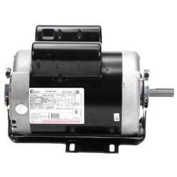 "6-1/2"" Cap. Start Resilient Base Motor (208-230/115V, 1725 RPM, 1-1/2 HP) Product Image"