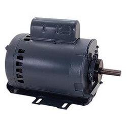 "6-1/2"" Capacitor Start Base Motor (208-230/115V, 1725 RPM, 1-1/2 HP) Product Image"