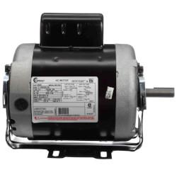 "6-1/2"" Cap. Start Resilient Base Motor (208-230/115V, 1725 RPM, 3/4 HP) Product Image"