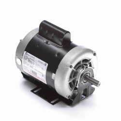 "6-1/2"" Cap. Start Resilient Base Motor (1725/1140 RPM, 115V 1/2, 1/4 HP) Product Image"