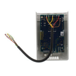 Carbon Dioxide Sensor<br>w/ LCD Display with Logo (NDIR, Wall Mount) Product Image