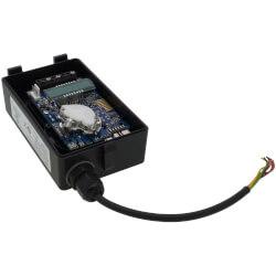 Carbon Dioxide Sensor<br>w/ LCD Display No Logo (NDIR, Duct Mount) Product Image