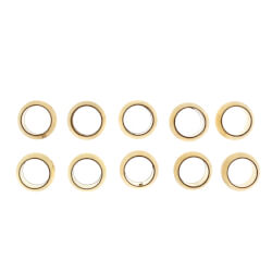 "(60-3) 3/16"" OD Brass Compression Sleeve Product Image"