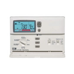 CleanCycle 7-Day Programmable Smart Temp Heating & Cooling Thermostat