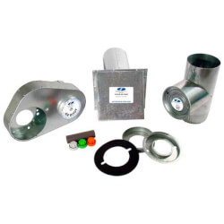 Wayne Oil Burner AirBoot Kit for (2.0 GPH)