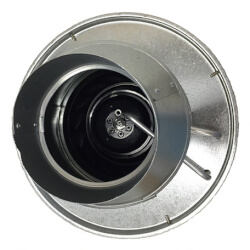 Fan In A Can for Gas Systems, Plug-In (24V)