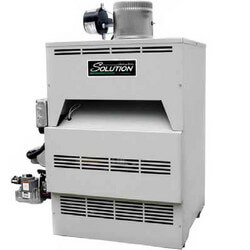 155,000 BTU 2-Stage<br>Spark Ignition Boiler (LP) Product Image