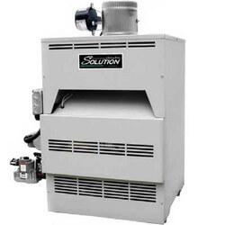 32,000 BTU 2-Stage<br>Spark Ignition Boiler (NG) Product Image