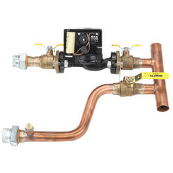 """Primary Secondary Piping Manifold (1.25"""" SWT) for Challenger Solo Boilers Product Image"""