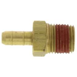 "1/4"" Barbed x 1/8"" NPT Pneumatic Fitting Product Image"