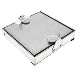 "6"" x 6"" Duct Access Door, No Hinge"