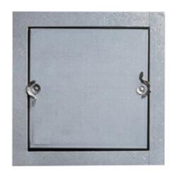 """6"""" x 6"""" Fiberglass Duct Access Door, No Hinge Product Image"""