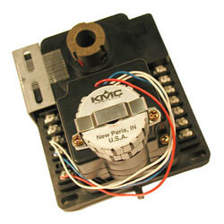Analog Electronic VAV Flow Controller-Actuator CCW Close, SSE-1001, 100° Product Image