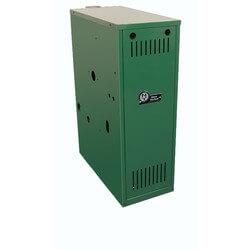 CG30E 51,000 BTU Output Spark Ignition Cast Iron Boiler w/ LWCO (NG) Product Image