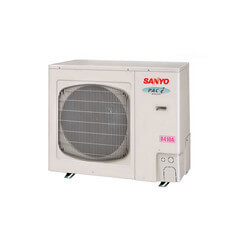 31,200 BTU Mini-Split Heat Pump & Air Conditioner (Outdoor Unit)