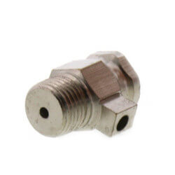 Coin Key Air Valve (Nickel Plated)