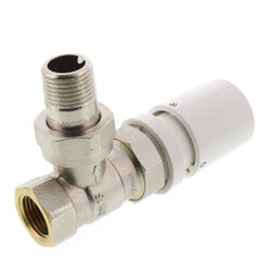 Thermostatic Control Valve Set - Standard Angle Product Image