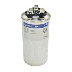 60/7.5 MFD Round Run Capacitor (440V) Product Image