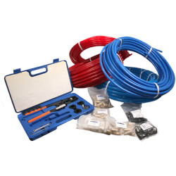 PEX Crimp Starter Kit