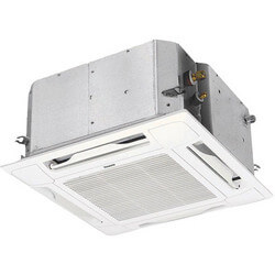 24,800 BTU Mini-Split Ceiling Recessed Heat Pump & Air Conditioner - Indoor Unit