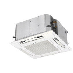 11,900 BTU Ceiling Rec. Mini-Split Multi Heat Pump/Cooling, Indoor Unit Product Image