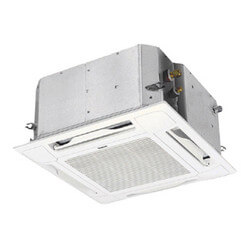 9,000 BTU Ceiling Recessed Mini-Split Multi Air Conditioner - Indoor Unit