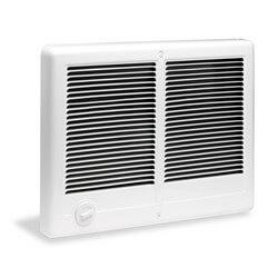Com-Pak Twin Plus<br>White Wall Fan Heater, 3000/2250 Watt (240/208V) Product Image