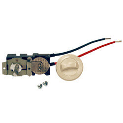 Single Pole Field Mount Thermostat for Com-Pak Plus Heaters (Almond) Product Image