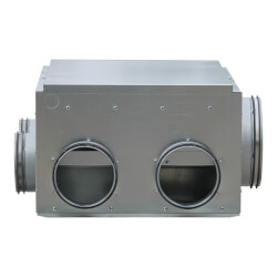 CVS Series Central Ventilation Centrifugal Multi-Port Exhaust Fan, 4 Point (355 CFM)