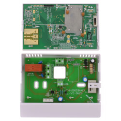 Digital Programmable Heat Only Hydronic Radiant Floor Thermostat Product Image