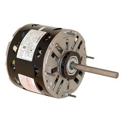 "5-5/8"" 2-Speed Indoor Blower Motor (208-230V, 1075 RPM, 1/4 HP) Product Image"