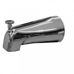 """5-1/2"""" Telescoping Diverter Spout (1/2"""" x 3/4"""" IPS) Product Image"""