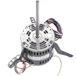 3-Speed 970 RPM 1/4<br>HP IEC PSC Motor (115V) Product Image