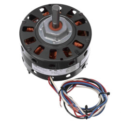 3-Speed 1050 RPM 1/12 -<br>1/20 - 1/25 HP Motor (115V) Product Image